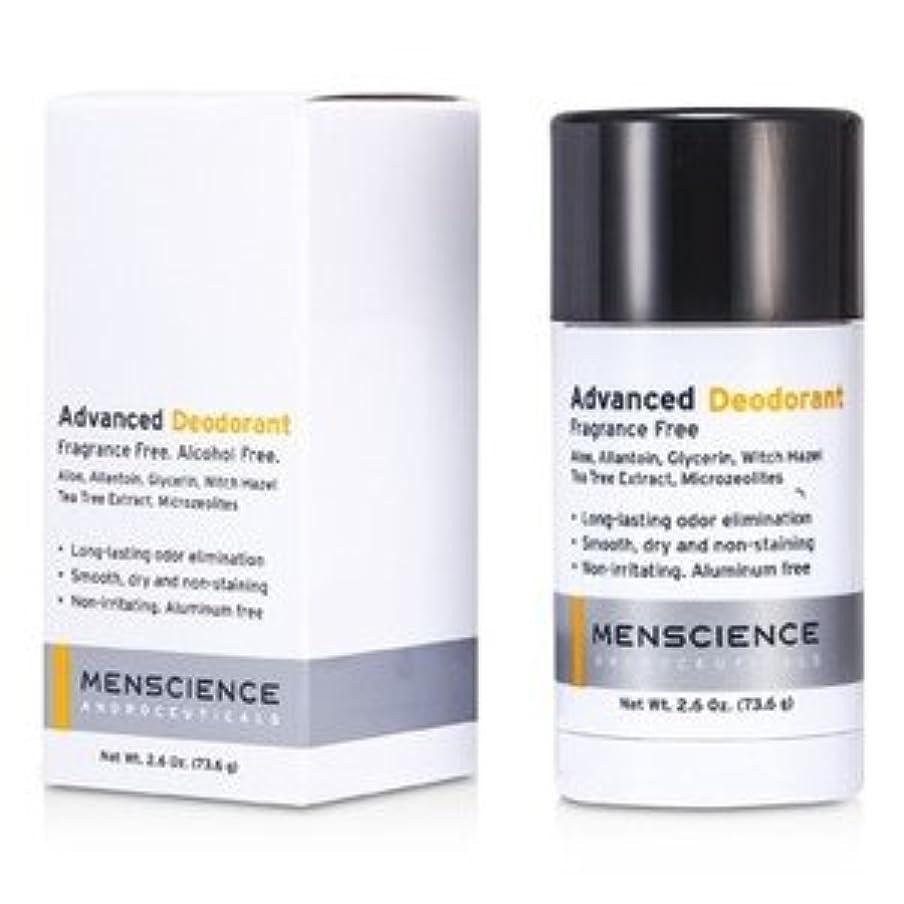 微視的エクスタシー平日MenScience アドバンス デオドラント - (無香料) 73.6g/2.6oz [並行輸入品]