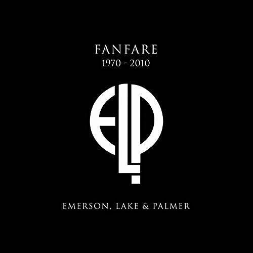 [画像:Fanfare: Emerson Lake & Palmer Box]