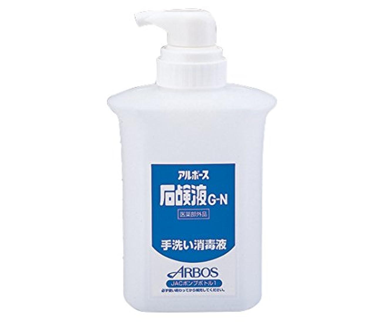対付ける収束アルボースiG-N用ポンプボトル 1000mL