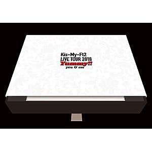 【早期購入特典あり】LIVE TOUR 2018 Yummy!! you&me(DVD3枚組+CD2枚組)(初回盤)(オリジナルフォトカード8枚セット〈A〉)(ソロ各1枚+グループ1枚)