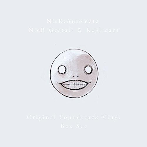 NieR:Automata/NieR Gestalt & Replicant Original Soundtrack Vinyl Box(完全生産限定盤) [Analog]