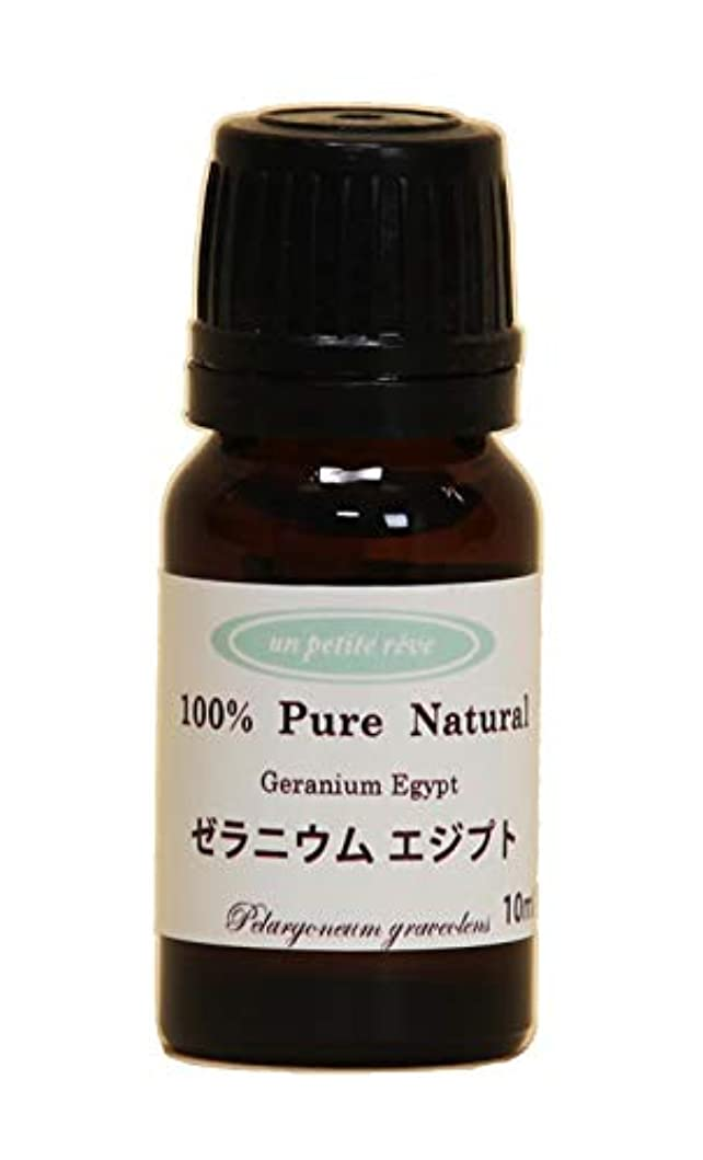 興奮中かび臭いゼラニウムエジプト 10ml 100%天然アロマエッセンシャルオイル(精油)