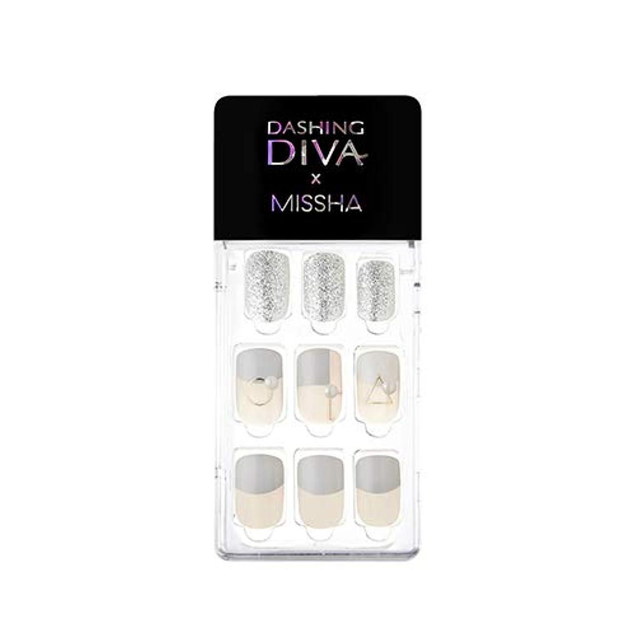 電報服を片付ける証人ミシャ ダッシングディバ マジックプレス スリム フィット MISSHA Dashing Diva Magic Press Slim Fit # MDR434