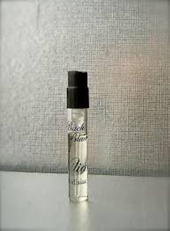 病院利点恨みBy Kilian Back to Black (バイ キリアン ? バックトゥーブラック) 1.5 ml サンプル EDP Spray