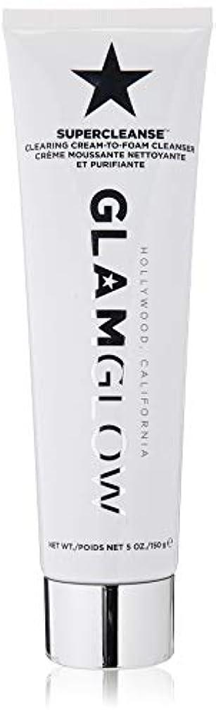 グラムグロー Supercleanse Clearing Cream-To-Foam Cleanser 150g/5oz並行輸入品