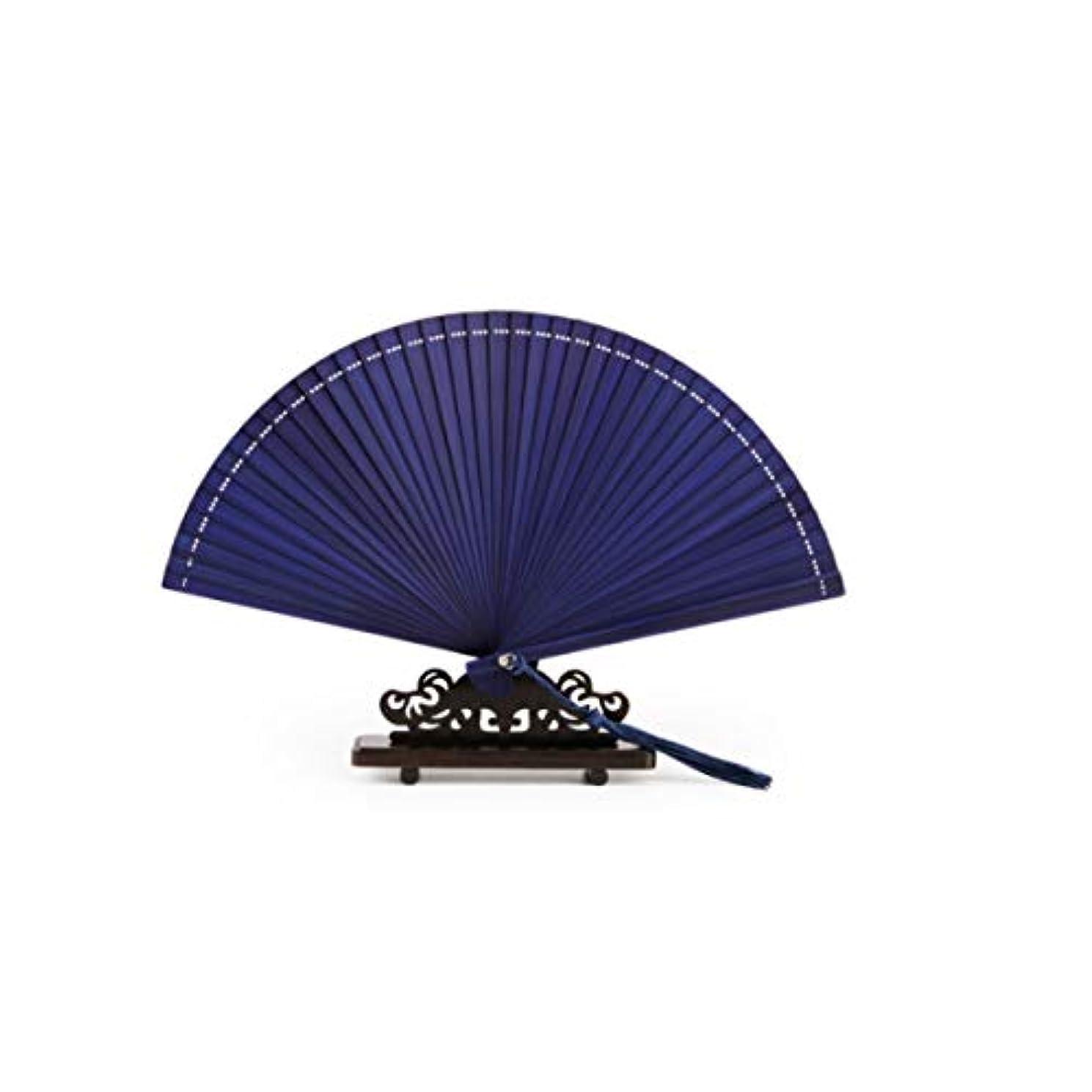 呼ぶ同行する横たわるKATH ファン5インチの小型扇子中国風ささやかな贈り物を折りたたみ