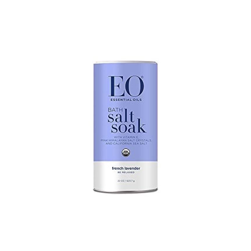 丈夫評価する社会EO バスソルト フレンチラベンダー 623.7g