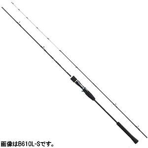 シマノ スピニングロッド 炎月 SS 鯛ラバ B610ML-S 6.1フィート