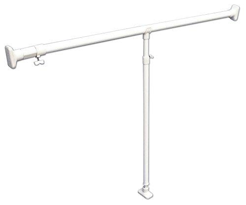 平安伸銅工業『押入れ用強力太タイプの突っ張り棒支え棒セット』