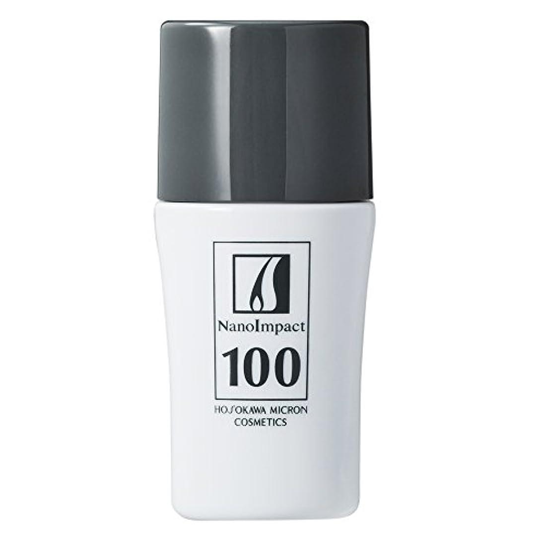 ワット材料慣れているホソカワミクロン化粧品 薬用ナノインパクト 100<60ml> 【医薬部外品/薬用育毛剤】