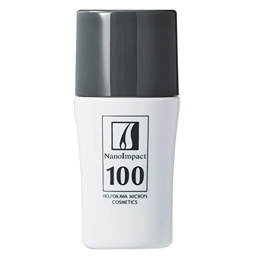 属性いたずら里親ホソカワミクロン化粧品 薬用ナノインパクト 100<60ml> 【医薬部外品/薬用育毛剤】