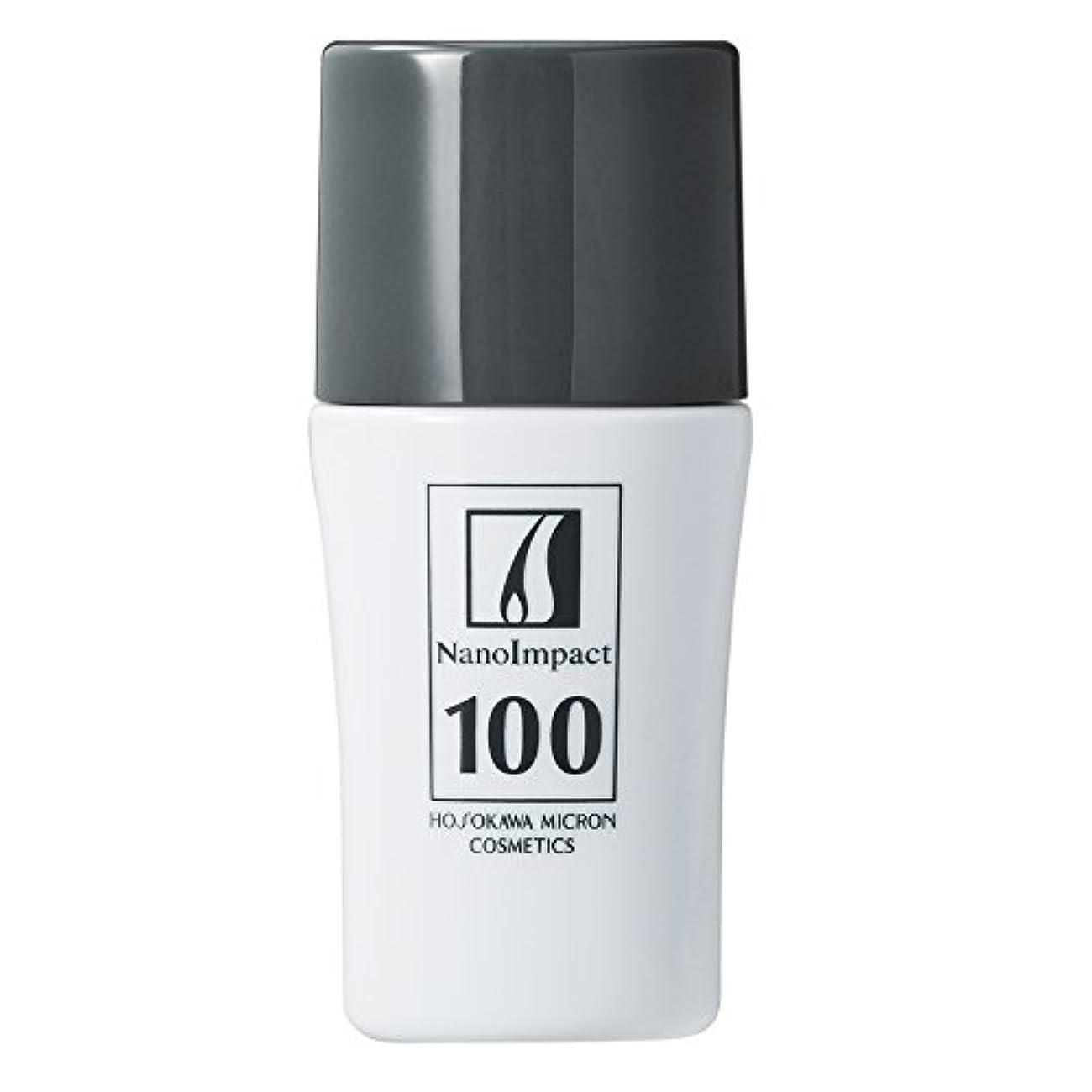 病んでいる免除女性ホソカワミクロン化粧品 薬用ナノインパクト 100<60ml> 【医薬部外品/薬用育毛剤】