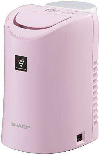 SHARP プラズマクラスター搭載 デスクトップ用 加湿機能付イオン発生機 ピンク系 IG-DK1S-P