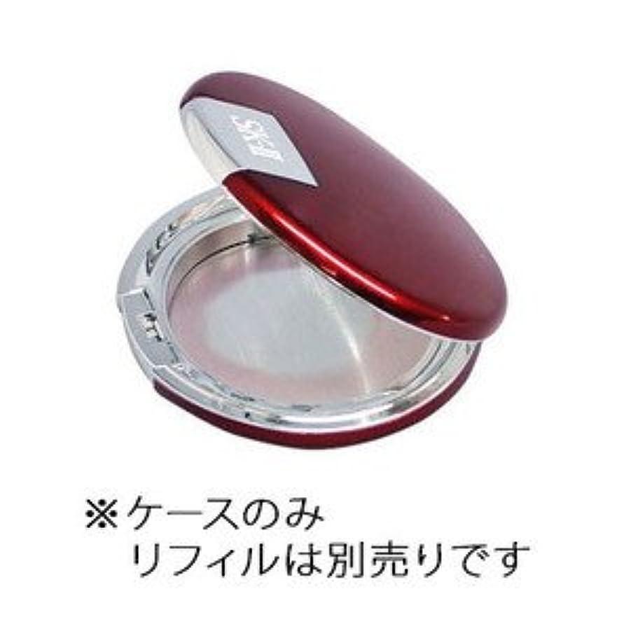貝殻マンモス化粧SK-Ⅱ コンパクト フォア プレストパウダー (レッド)