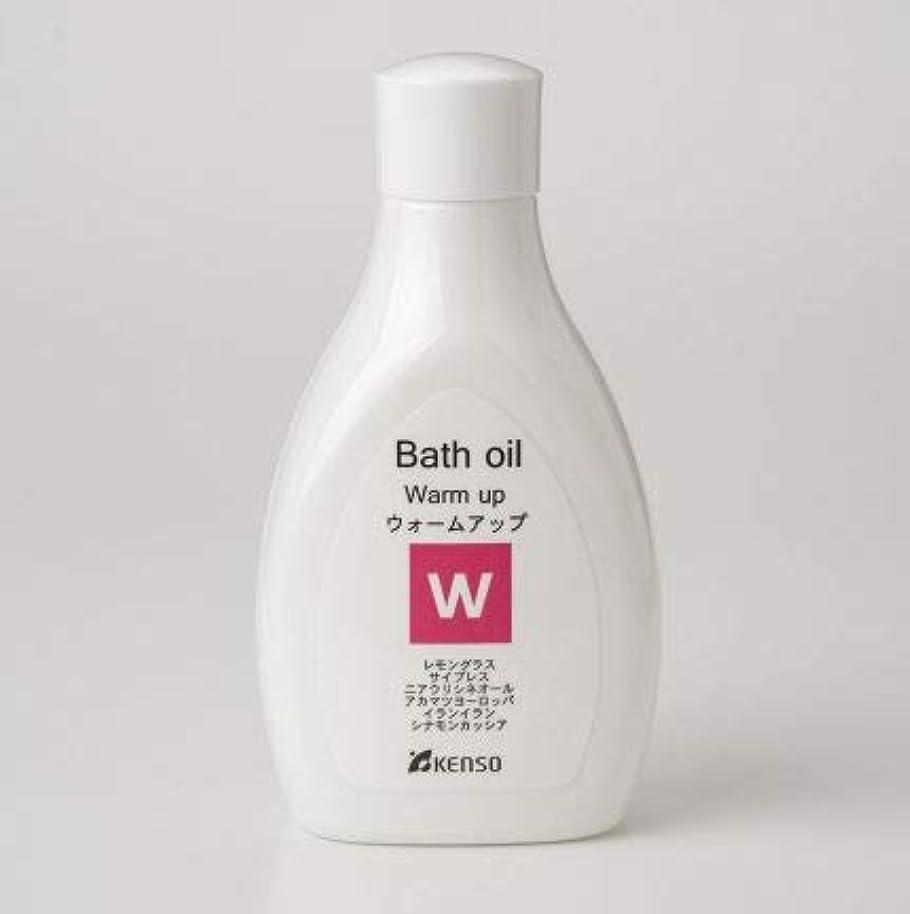 松の木原油トロリーメディカルアロマのKENSOが作ったアロマバスオイル【ウォームアップ】