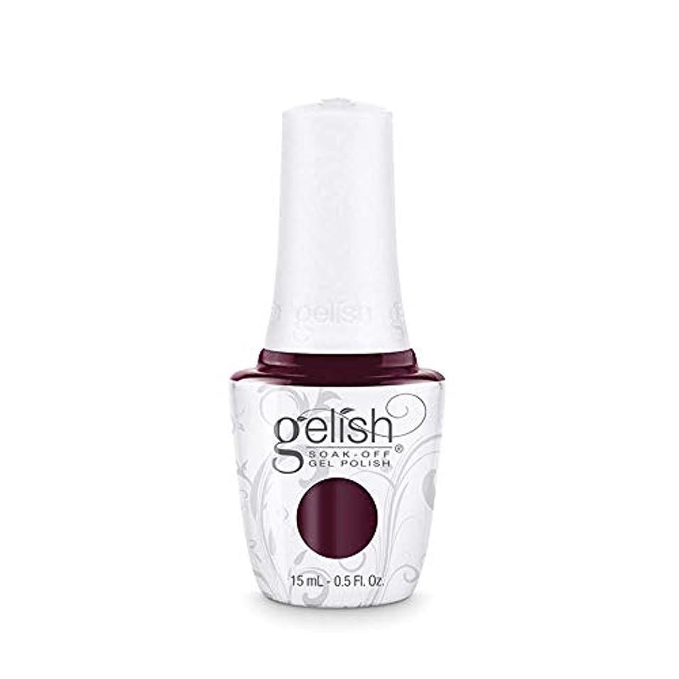 福祉ドライバしたいHarmony Gelish Gel Polish - Black Cherry Berry - 0.5oz / 15ml