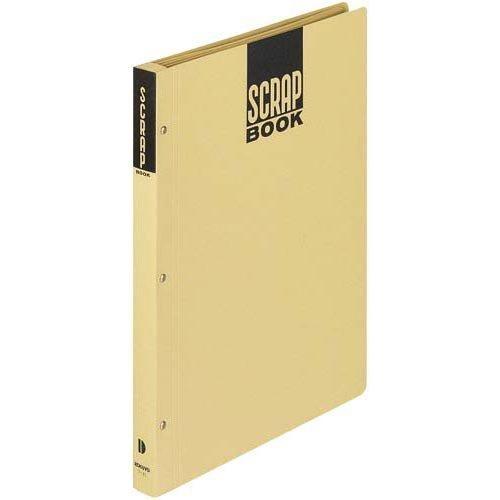 コクヨ スクラップブックD とじ込み式 ラ-40N 【5冊セット】