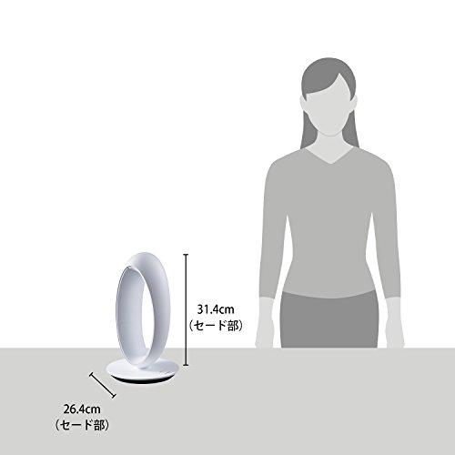 パナソニック LEDデスクスタンドホワイト仕上げ SQ-LE530-W