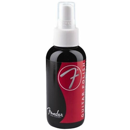 Fender フェンダー クリーナー GTR POLISH,4oz PUMP...