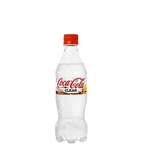 コカ・コーラ クリア PET 500ml×24本×1ケース 販売 安心のコカ・コーラ社直送