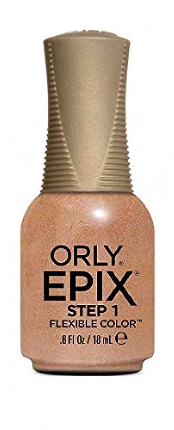 Orly Epix Flexible Color Lacquer - Million Dollar Views - 0.6oz/18ml