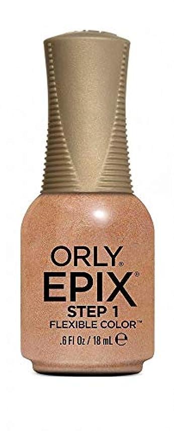 リボン離れてこどもセンターOrly Epix Flexible Color Lacquer - Million Dollar Views - 0.6oz/18ml