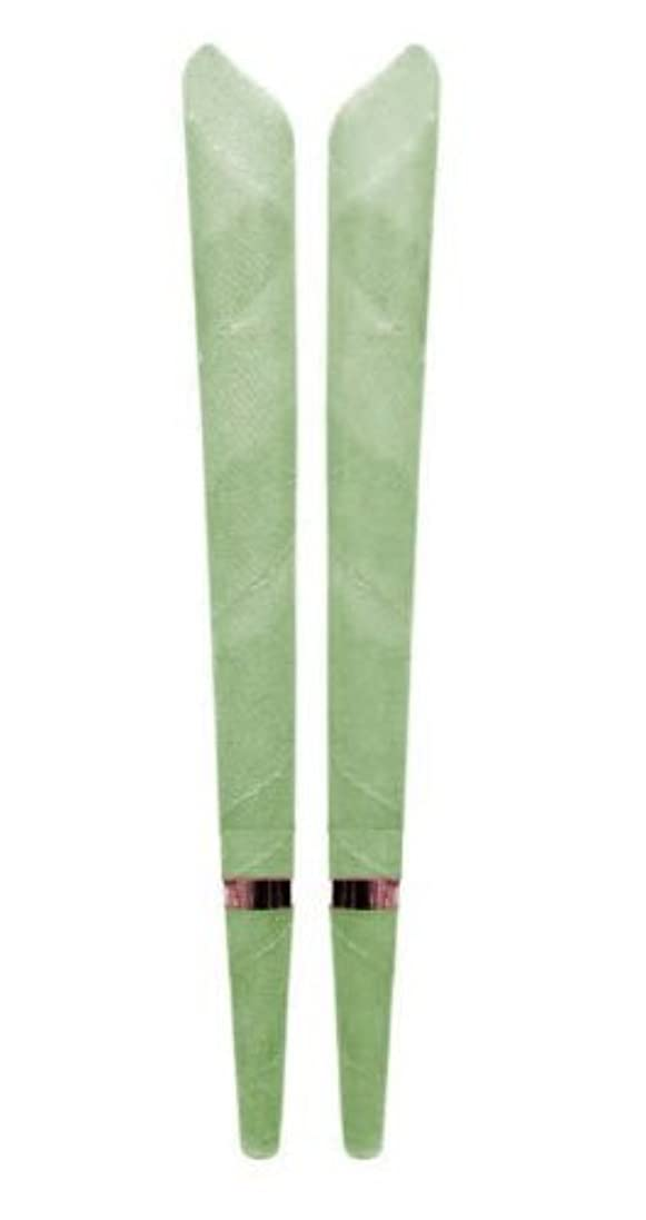 みなさん接地共産主義者Hopi Ear Candles - with Filters - Tea Tree (10 Pairs)