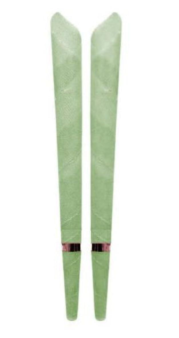 バナー開いた味付けHopi Ear Candles - with Filters - Tea Tree (10 Pairs)