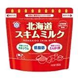 雪印メグミルク 北海道スキムミルクガゼット180G × 2袋