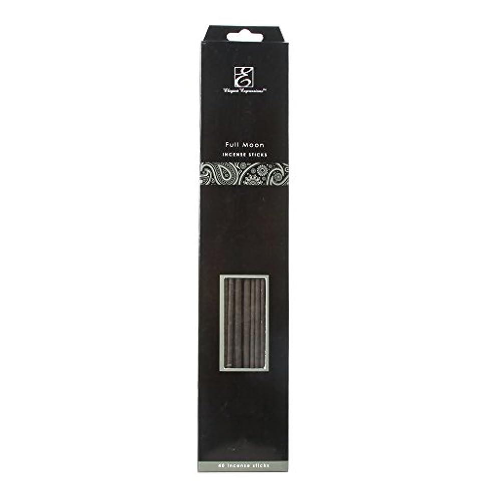 ブルチーター流行しているHosley 's Highly Fragranced Full Moon Incense Sticks 240パック、Infused with Essential Oils。理想的なギフト、ウェディング、特別なイベント...