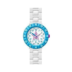 [フリック フラック]FLIK FLAK 腕時計 Power Time 7+ (パワータイム7+) ROSE ETOILÉE (ローズ・エトワーレ) ガールズ FCSP075 FCSP075 ガールズ 【正規輸入品】