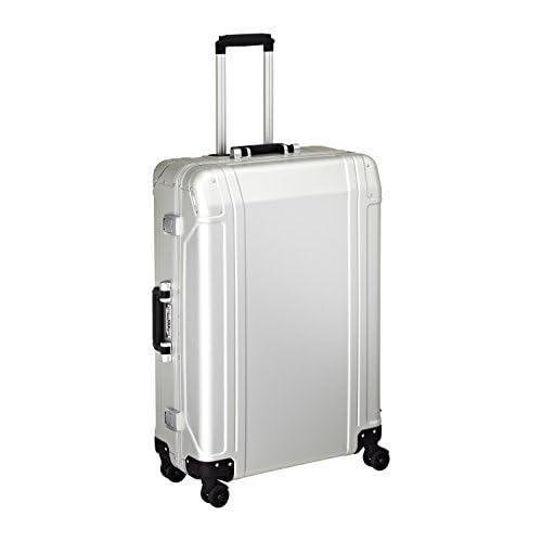"""[ゼロハリバートン] ZEROHALLIBURTON ZR-Geo Trolley 28inch スーツケース [並行輸入品]Geo Aluminum - 28"""" Spinner Luggage"""