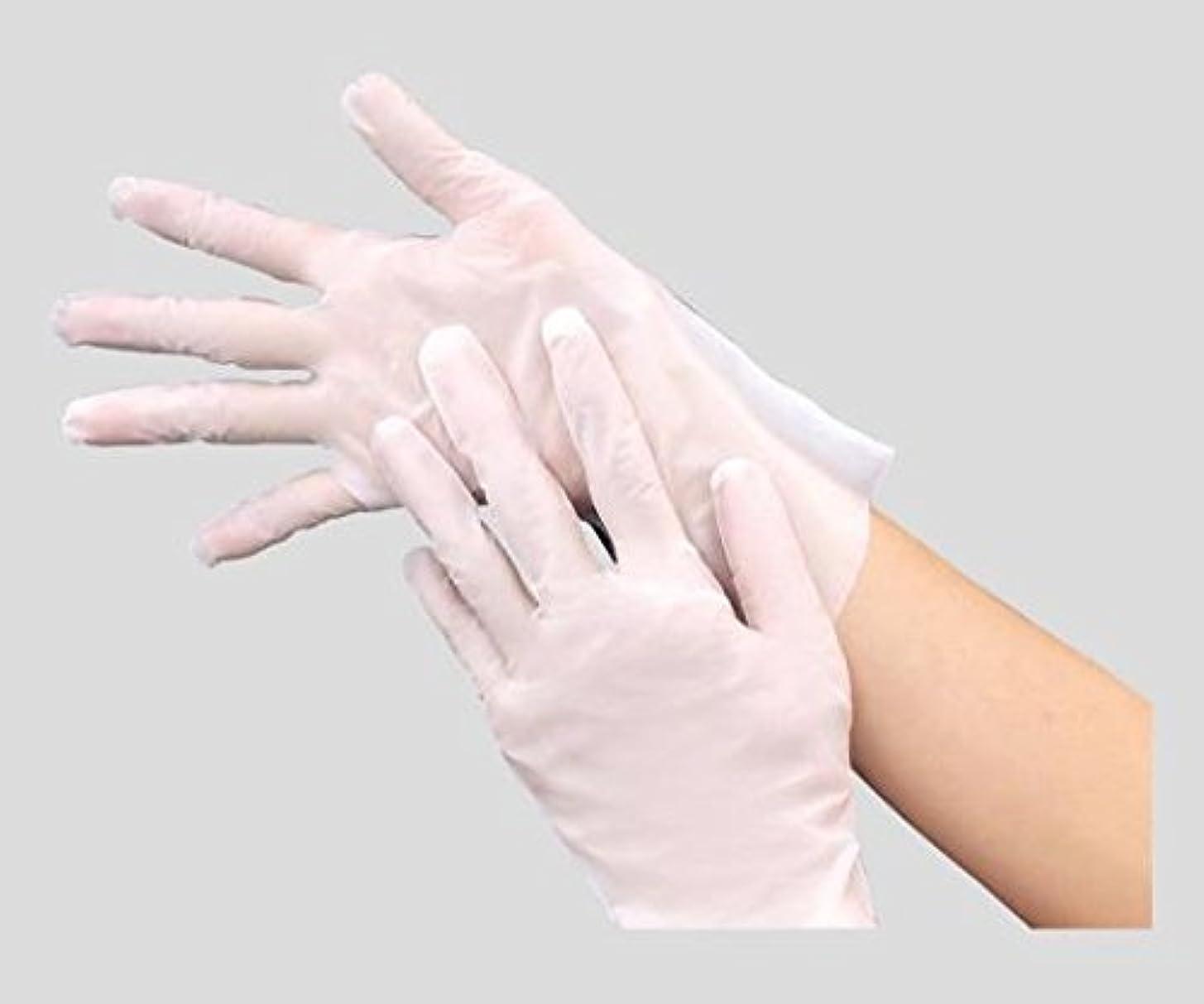 横印刷するプレミア2-9150-03エラストマー手袋L