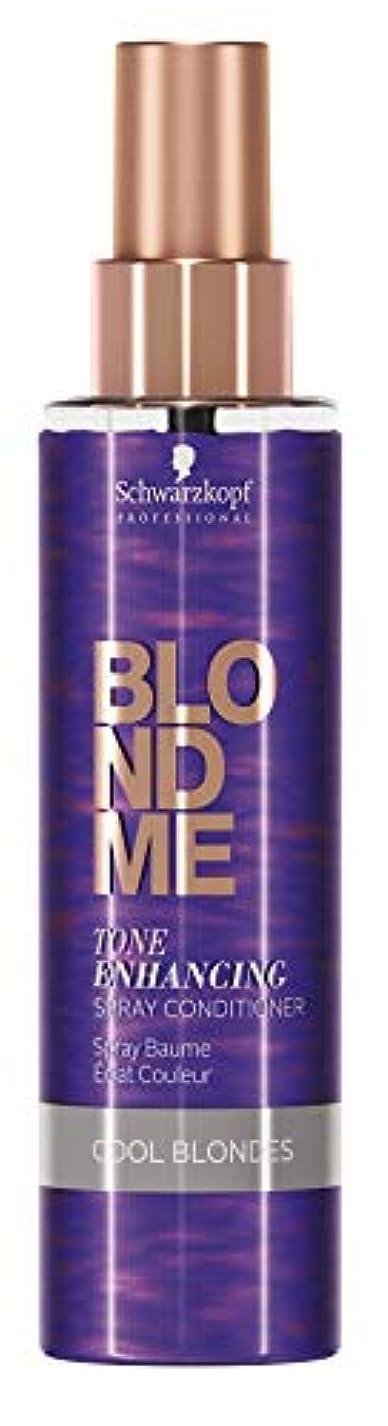 是正お父さん我慢するBlondMe クールな金髪のためのスプレーコンディショナー、5.0オンスの強化BLONDMEトーン 5オンス