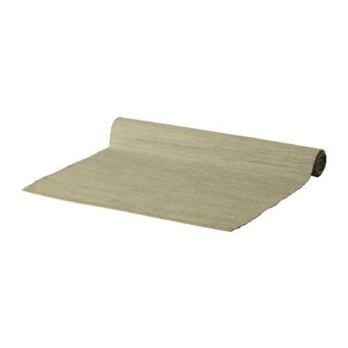 IKEA(イケア) MARIT テーブルランナー ベージュ