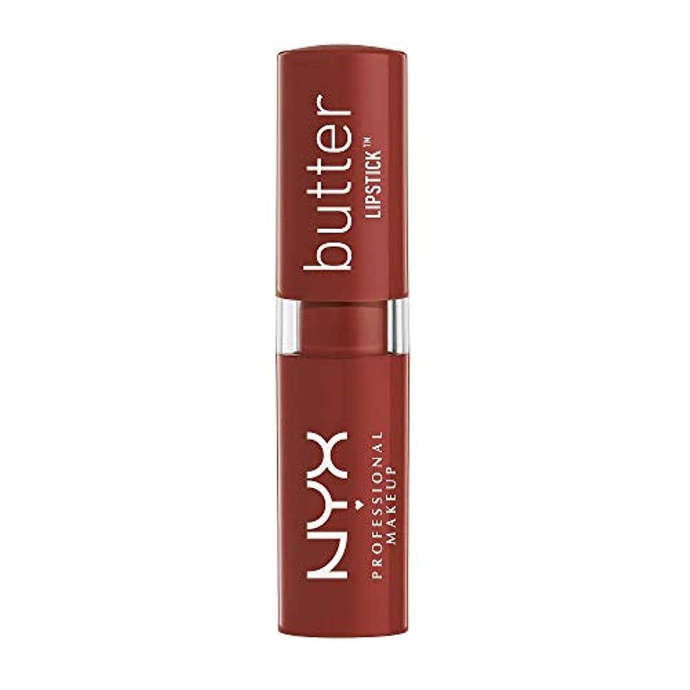 反響する二次バングNYX(ニックス) バター リップスティック 24 カラーライプ ベリー