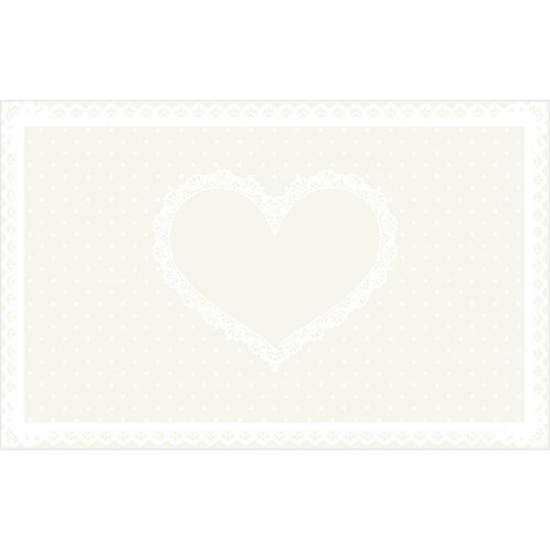 繊維臨検教育するシリコンネイルマット ホワイト