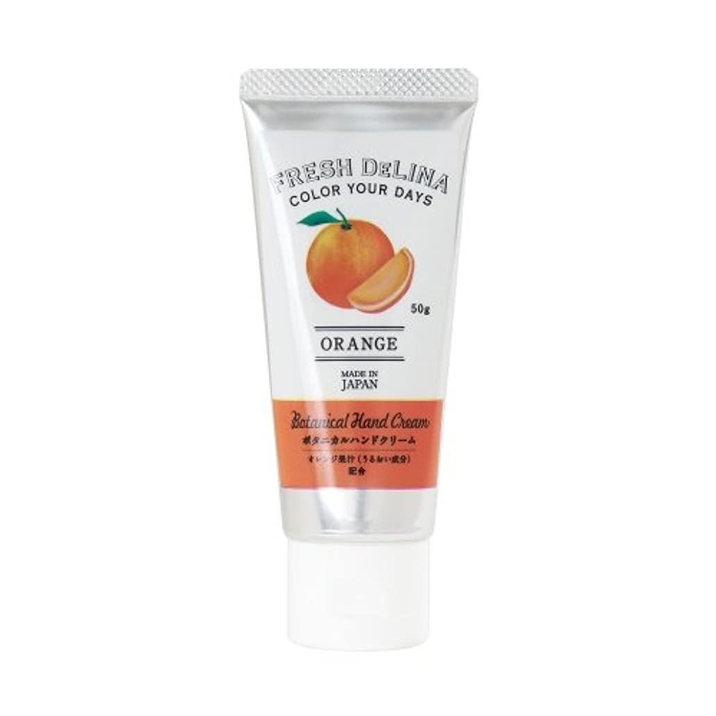 関係するペスト葉っぱフレッシュデリーナ ボタニカル ハンドクリーム オレンジ 50g