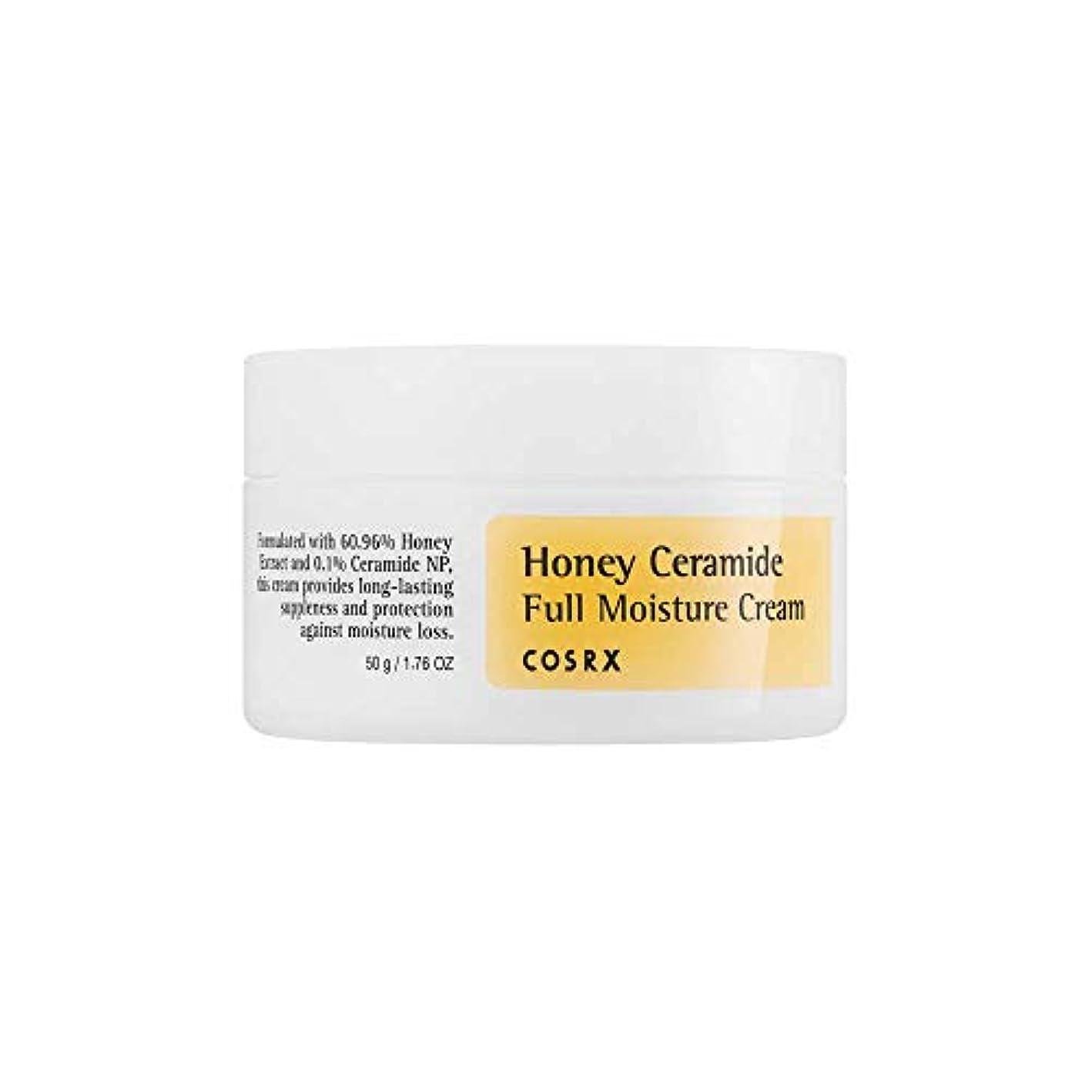 七面鳥老人肝COSRX Honey Ceramide Full Moisture Cream (並行輸入品)