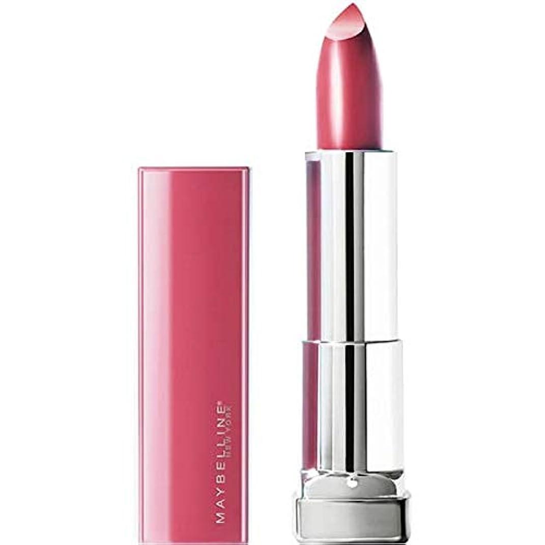 秋ピストルピンク[Maybelline ] メイベリンの色はセンセーショナルな私のためにすべての376ピンクのために作られました - Maybelline Color Sensational Made For All 376 Pink...