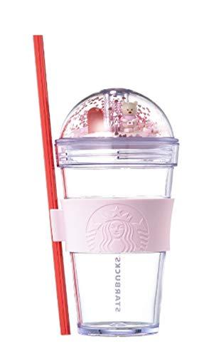 海外限定 スタバ ラブレターコールドカップタンブラー Starbucks Loveletter Figure Cold Cup Tumbler 473m...
