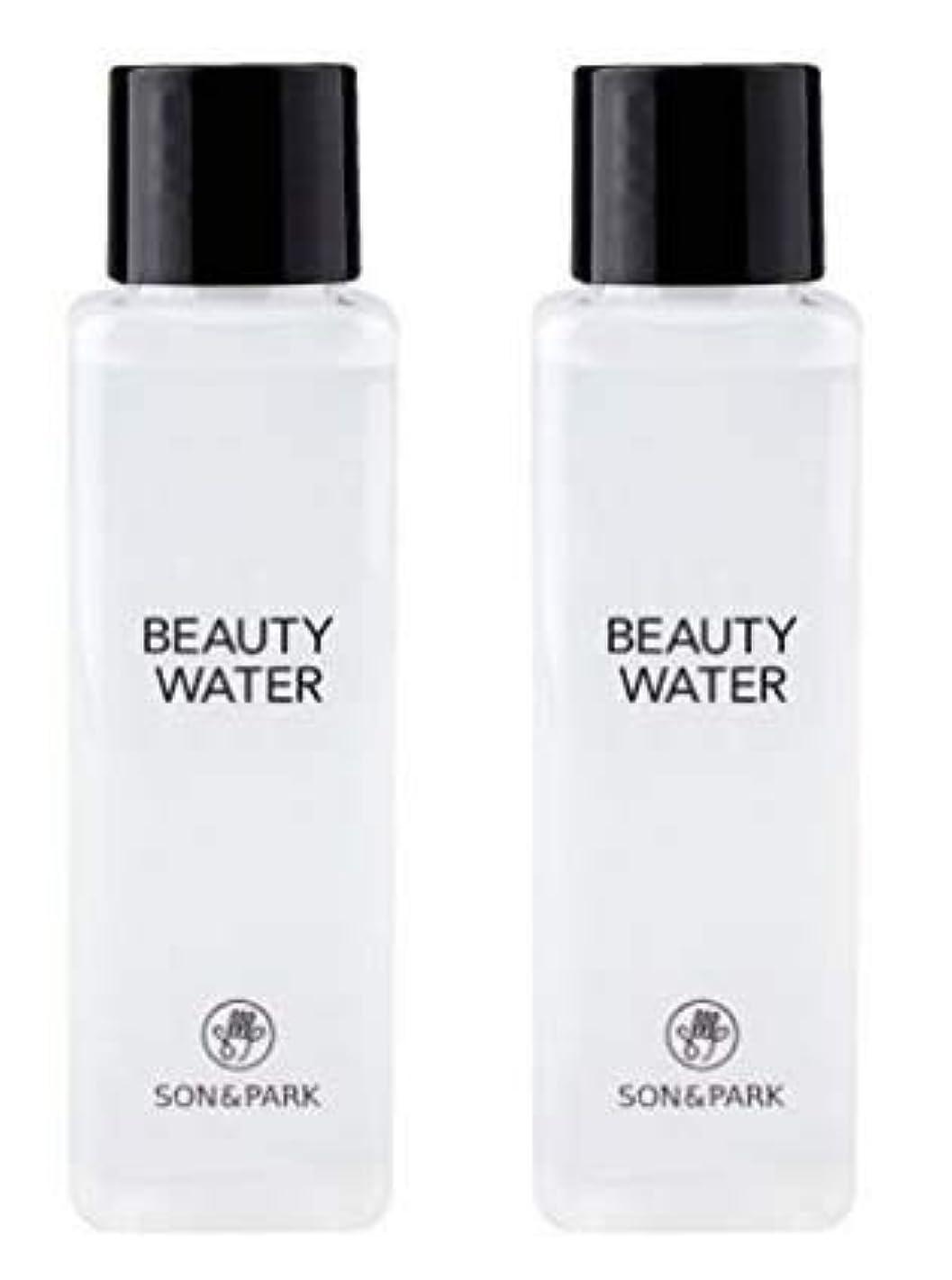 とティームジャンプセッションSON&PARK Beauty Water 60ml*2 / ソン&パク ビューティー ウォーター 60ml*2 [並行輸入品]