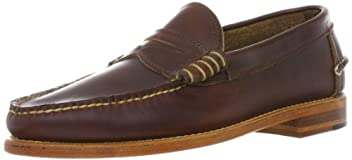 Rancourt & Co. Beefroll Penny Loafers RCT-001: Brown