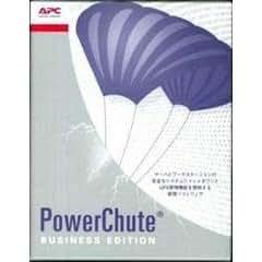 シュナイダーエレクトリック(APC) SUA500/750タワー用DL版PowerChute Bus.Ed.Win