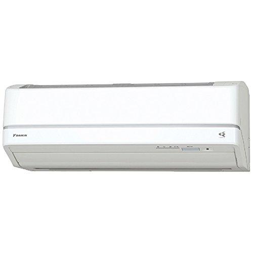 ダイキン 【エアコン】うるさら7おもに14畳用 Rシリーズ 電源200V ホワイト AN40URP-W