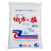伯方の塩 1KG×2袋