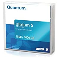 The Greatテープ、LTO、ultrium-5、1.5TB / 3.0tbライブラリパック20/ Pk–mr-l5mqn-20by Quantum