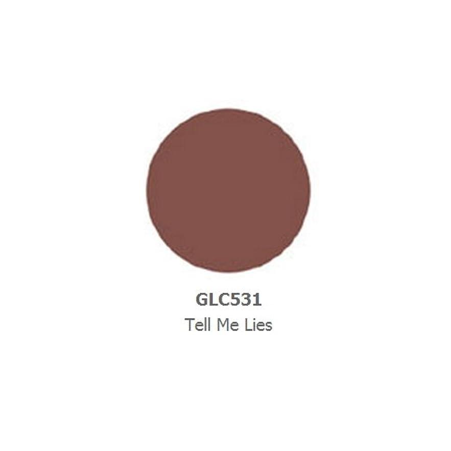 アサートリファインビットLA GIRL Luxury Creme Lip Color - Tell me Lies (並行輸入品)