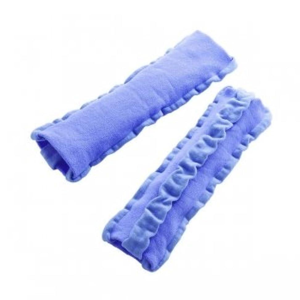 中に探検許容ゴム糸を一切使わない特殊なベアー編みで作られた、ふくらはぎ用着圧サポーター。 3本の弱圧ラインと、その間にある強圧ラインとが組み合わさった強弱マッサージライン。 弱編みと強編みの組み合わせが、手もみマッサージをされている...