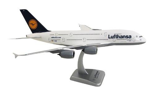 1: 200 ホーガンウィングス Lufthansa エアバス 380 D-AIMB, no Landing Gear (並行輸入)